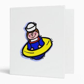 sailor toy vinyl binders