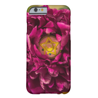 Sailormoon broch in flower barely there iPhone 6 case