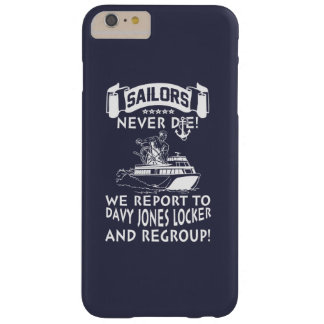 Sailors Barely There iPhone 6 Plus Case
