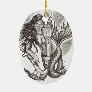 Sailor's Fantasy Ceramic Ornament