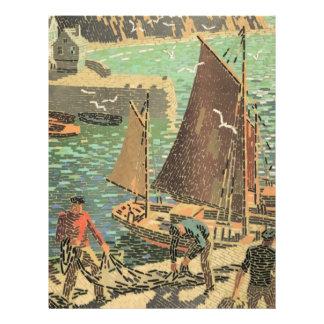 Sailors Tiled Letterhead