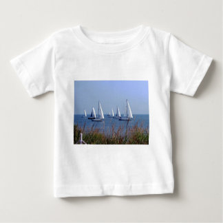 Sails on the Chesapeake T-shirts
