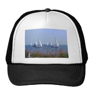 Sails on the Chesapeake Trucker Hat