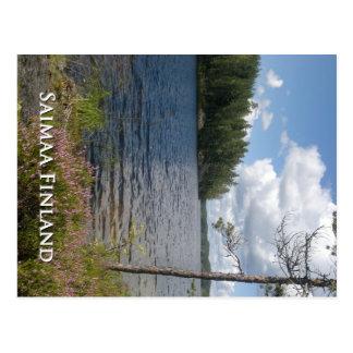 Saimaa Finland Postcard