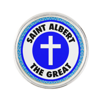 Saint Albert the Great Lapel Pin