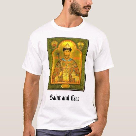 Saint and Czar, Saint and Czar T-Shirt