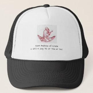 Saint Andrew of Crete Trucker Hat