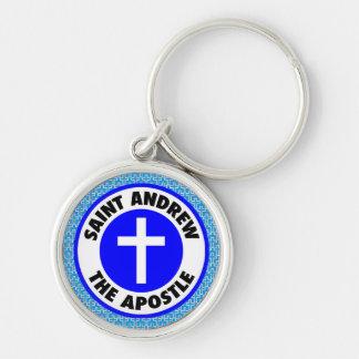 Saint Andrew the Apostle Keychain