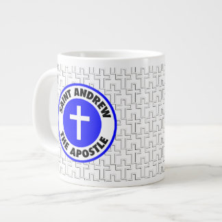 Saint Andrew the Apostle Large Coffee Mug