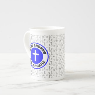 Saint Andrew the Apostle Tea Cup
