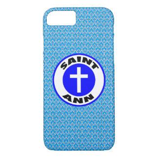Saint Ann iPhone 7 Case