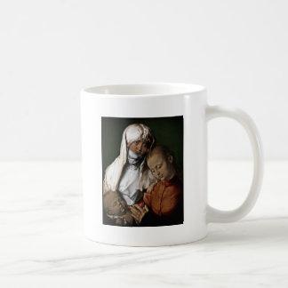 Saint Anne Admiring Baby Jesus Coffee Mug