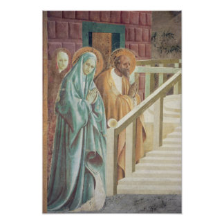 Saint Anne and Joachim at the Presentation of Poster