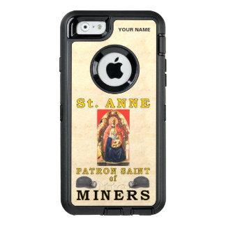 SAINT ANNE (Patron Saint of Miners) OtterBox iPhone 6/6s Case