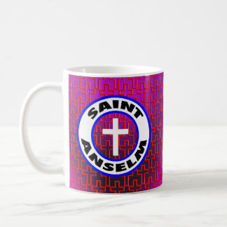 Saint Anselm Coffee Mug
