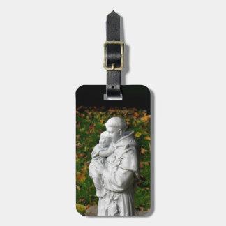 Saint Anthony Luggage Tag