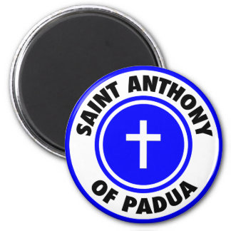 Saint Anthony of Padua Magnet