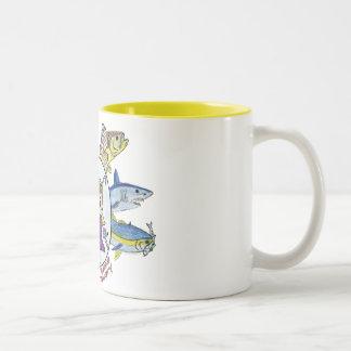 Saint Augustine Angling Society Coffee Mug