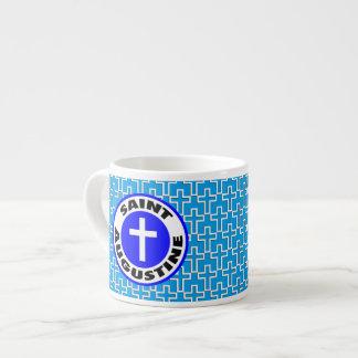 Saint Augustine Espresso Cup