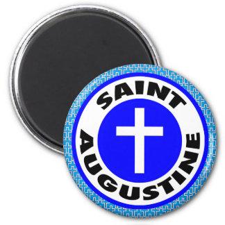 Saint Augustine Magnet