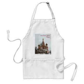 Saint Basil's cathedral_eng Standard Apron