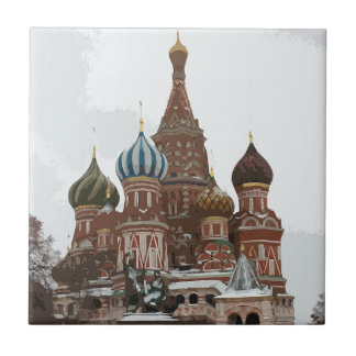 Saint Basil's cathedral_eng Tile