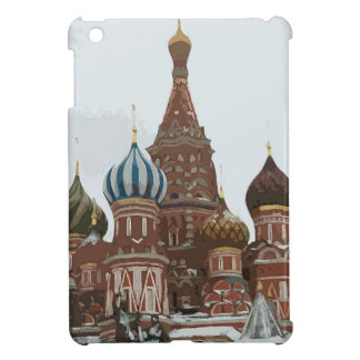 Saint Basil's cathedral_russo Case For The iPad Mini