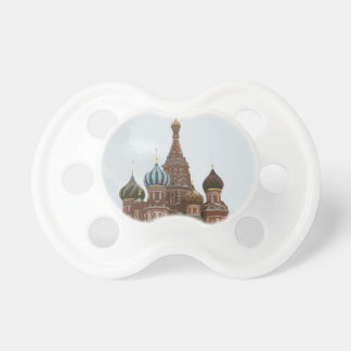 Saint Basil's cathedral_russo Pacifier