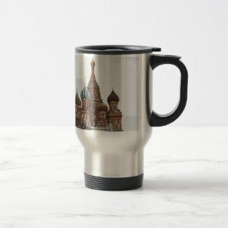 Saint Basil's cathedral_russo Travel Mug