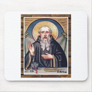 SAINT BENEDICT CATHOLIC 17 CUSTOMIZABLE PRODUCTS MOUSE PAD