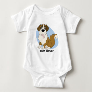Saint Bernard Baby Creeper
