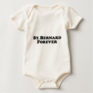 Saint Bernard Forever - Basic Baby Bodysuit
