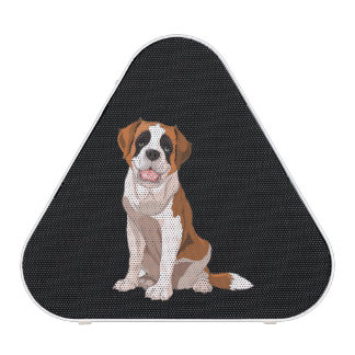 Saint Bernard Image Blueooth Speaker