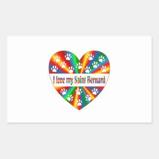 Saint Bernard Love