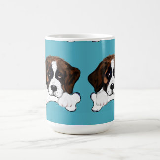 Saint Bernard Magic Mug