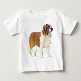 Saint Bernard Portrait Baby T-Shirt
