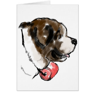saint_bernard_portrait card