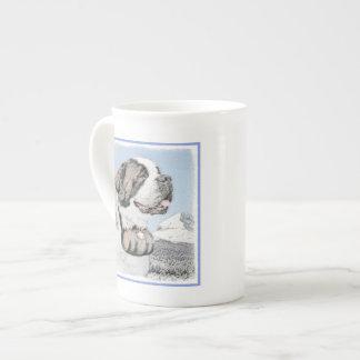 Saint Bernard Tea Cup