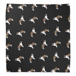 Saint Bernards Pattern Do-rag