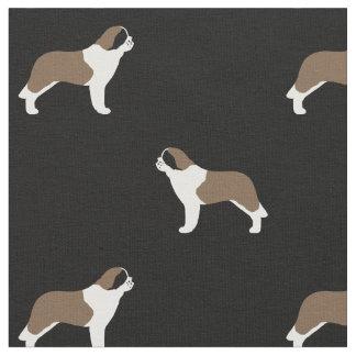 Saint Bernards Pattern Fabric
