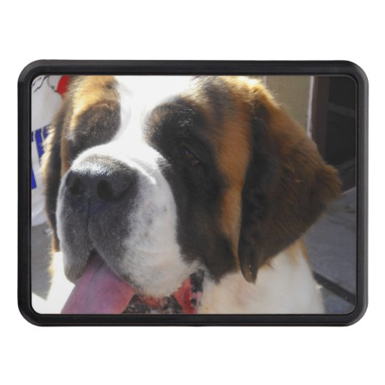 Saint Bernhard Hitch Cover
