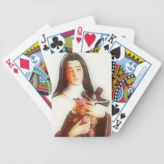 Saint Bicycle Playing Cards