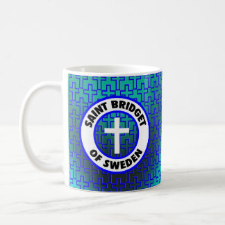 Saint Bridget of Sweden Coffee Mug