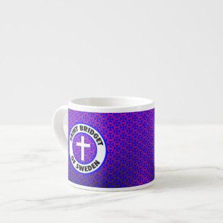 Saint Bridget of Sweden Espresso Cup