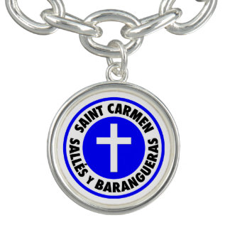 Saint Carmen Sallés y Barangueras Charm Bracelets
