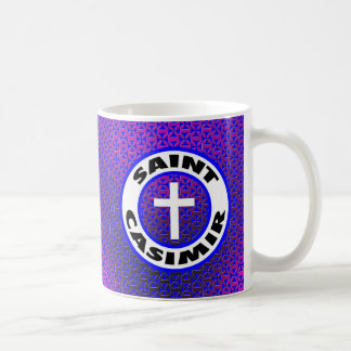Saint Casimir Coffee Mug