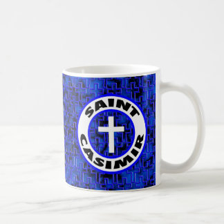 Saint Casimir Coffee Mug