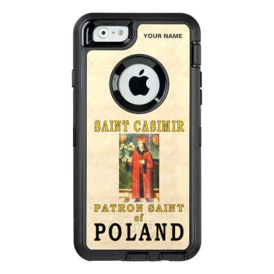 SAINT CASIMIR  (Patron Saint of Poland) OtterBox iPhone 6/6s Case