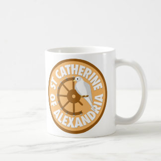 Saint Catherine of Alexandria Coffee Mug