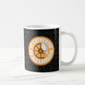 Saint Catherine of Alexandria Coffee Mug